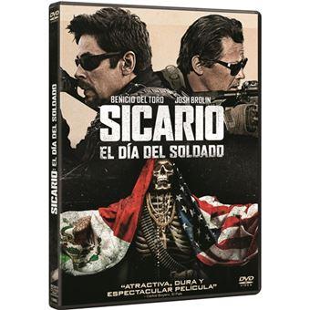 Sicario: El día del soldado - DVD