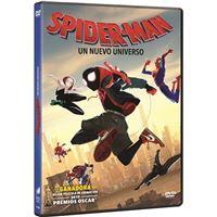 Spiderman. Un nuevo universo - DVD