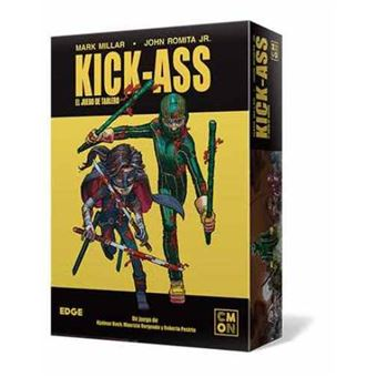 Kick Ass - Tablero