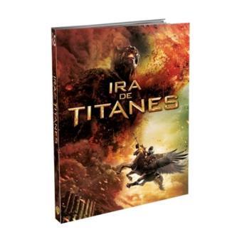 Ira de titanes - Blu-Ray  Digibook
