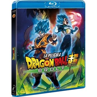 Dragon Ball Super: Broly - Blu-Ray