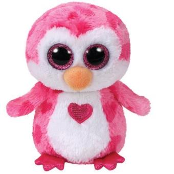 Peluche Beanie Boos pingüino Juliet (15 cm)