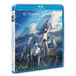 El Tiempo Contigo  - Blu-ray