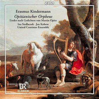 Kindermann - Opitianischer Orpheus