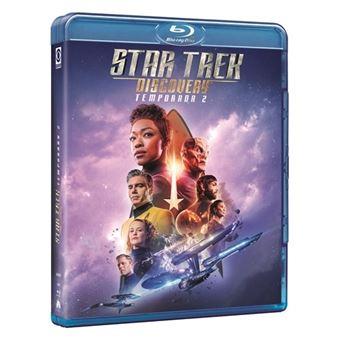 Star Trek Discovery - Temporada 2 - Blu-Ray