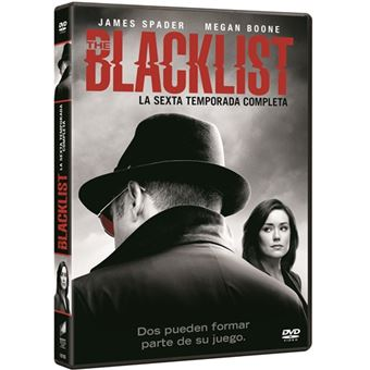 The Blacklist  Temporada 6 - DVD