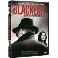 The Blacklist - Temporada 6 - DVD