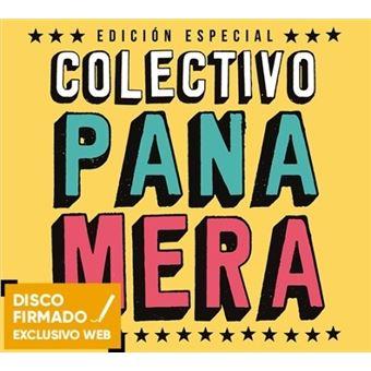 Colectivo Panamera - Ed Especial - Disco Firmado