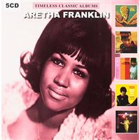 Timeless Classics - Aretha Franklin - 5 CD