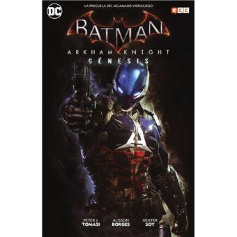 Batman: Arkham Knight - Génesis