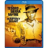 El tesoro de Sierra Madre - Blu-Ray