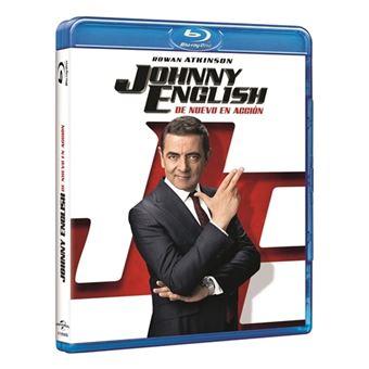 Johnny English 3: De nuevo en acción - Blu-Ray