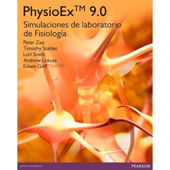 PhysioEx 9.0 simulaciones de laboratorio de fisiología pack