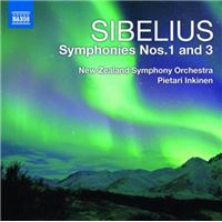 Sinfonías Nº 1 y 3