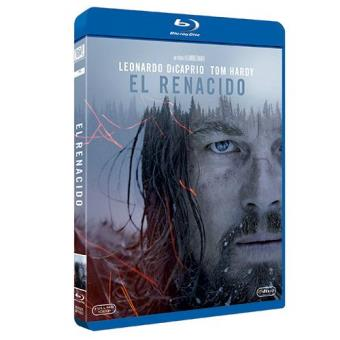 El renacido - The Revenant - Blu-Ray