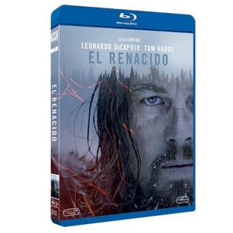 El renacido (The Revenant) (Formato Blu-Ray)