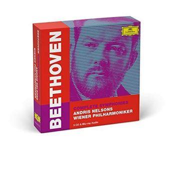 Box Set Beethoven - Complete Symphonies - 5 CD + Blu-Ray