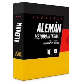 Alemán. Método integral (Libro + CD)