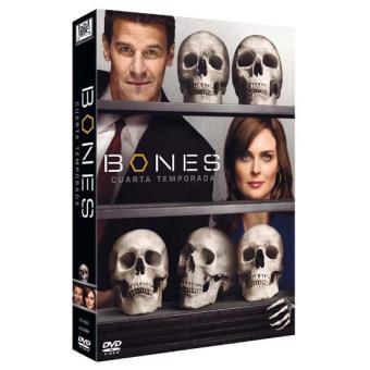 Bones  Temporada 4 - DVD