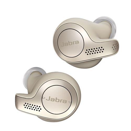 Auriculares Noise Cancelling Jabra Elite 65t Oro