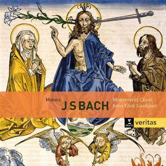 Johann Sebastian Bach - Motets - 2 CD