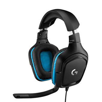 Headset gaming Logitech G432 7.1