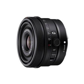 Objetivo gran angular Sony FE 24mm F/2.8 G