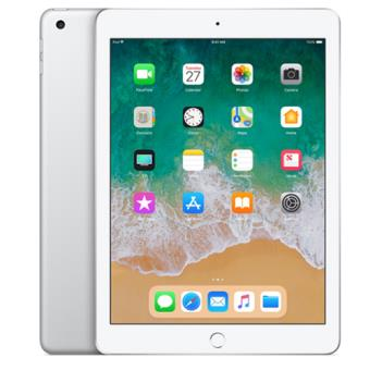 """Apple iPad 9,7"""" 32GB Wi-Fi Plata (2018)"""