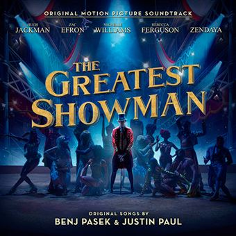 The Greatest Showman BSO - Vinilo