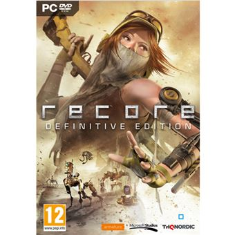 Recore Definitive Edition PC