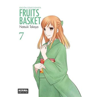 Fruits Basket 7 - Ed coleccionista