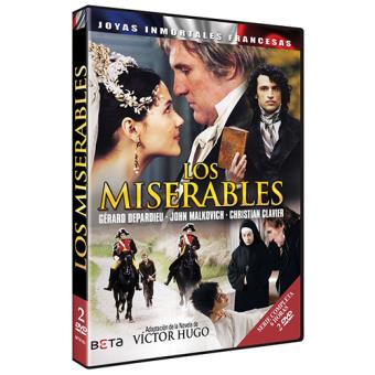 Los miserables (2000) - DVD