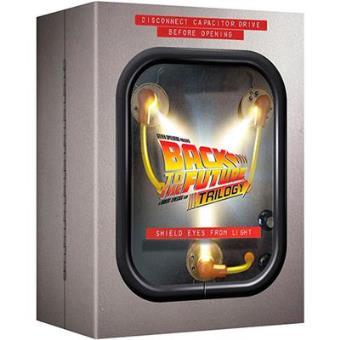 Regreso al futuro - Trilogía, Blu-ray,  Ed 30º aniversario