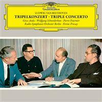 Beethoven Tripelkonzert - 2 Vinilos + CD