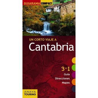 Cantabria. Guiarama compact
