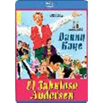 El fabuloso Andersen - Blu-Ray