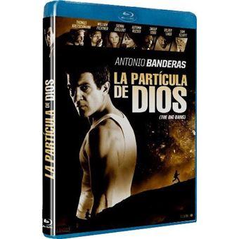 La partícula de Dios - Blu-Ray