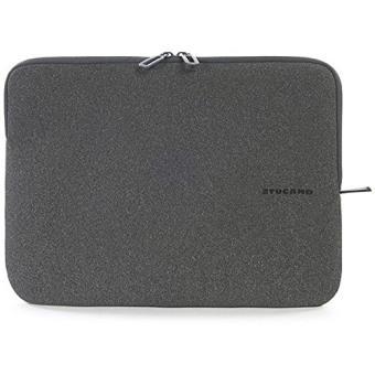 """Funda Tucano Mélange Second Skin Negro para portátiles de 11""""-12"""" / MacBook Pro/Air 13,3''"""