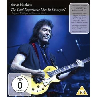 The Total Experience Live... (Formato Blu-ray)