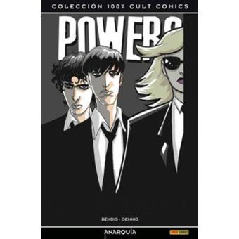 Powers 5. Anarquía