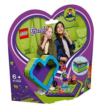 LEGO Friends 41358 Caja Corazón de Mia