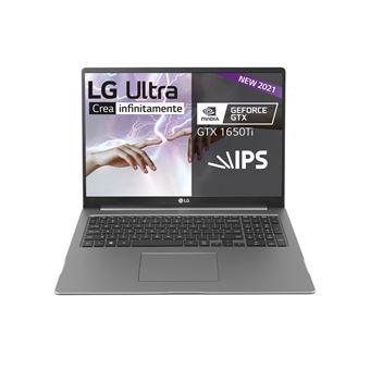 "Portátil LG Ultra 17U70P-P.AA78B Intel i7 1165G7/16GB/512 SSD/GTX 1650Ti/17"""