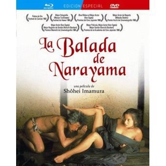 La balada de Narayama - Blu-Ray + DVD