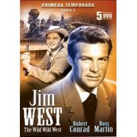 Jim West  Temporada 1 Parte 2 - DVD
