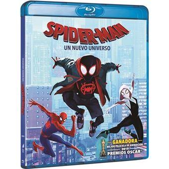Spiderman. Un nuevo universo - Blu-Ray