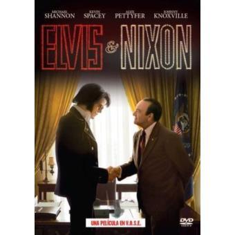 Elvis & Nixon (V.O.S) - DVD