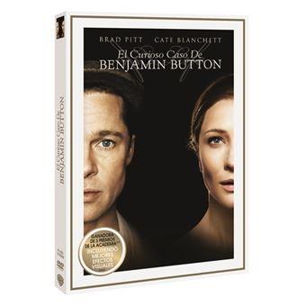 El curioso caso de Benjamin Button - Colección Oscars - DVD