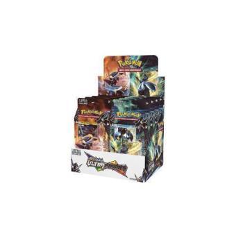Baraja Pokémon JCC 60 cartas Sol y Luna Ultraprisma