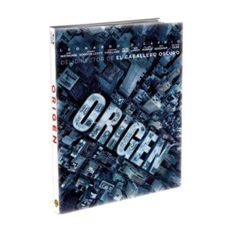 Origen - Blu-Ray - Digibook