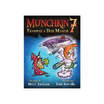 Munchkin 7: Trampas a dos manos. Cartas